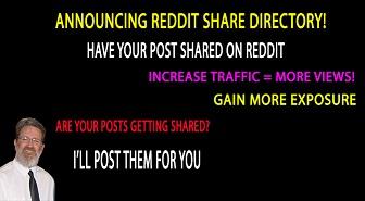 Reddit, subreddit shares